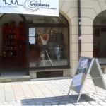 Eine Weltladen in Ansbach