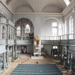 Kircheninnenraum von St. Gumbertus
