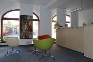 Unser Gemeindebüro