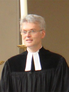Pfarrer Thomas Meister