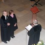 Abschiedsgottesdienst, Pfarrer Käpplinger