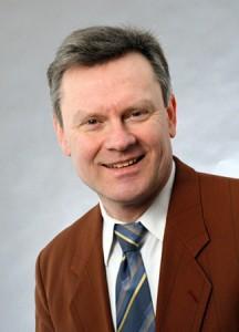 Pfarrer Dr. Dieter Kuhn