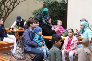 Café Vielfalt am Samstag, 2. April 2016