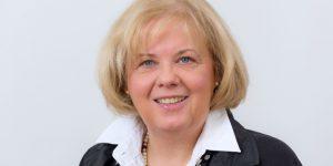 Präsidentin der Landessynode – Dr. Annekathrin Preidel. Foto: ELKB