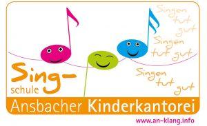 Singschule Ansbach Logo